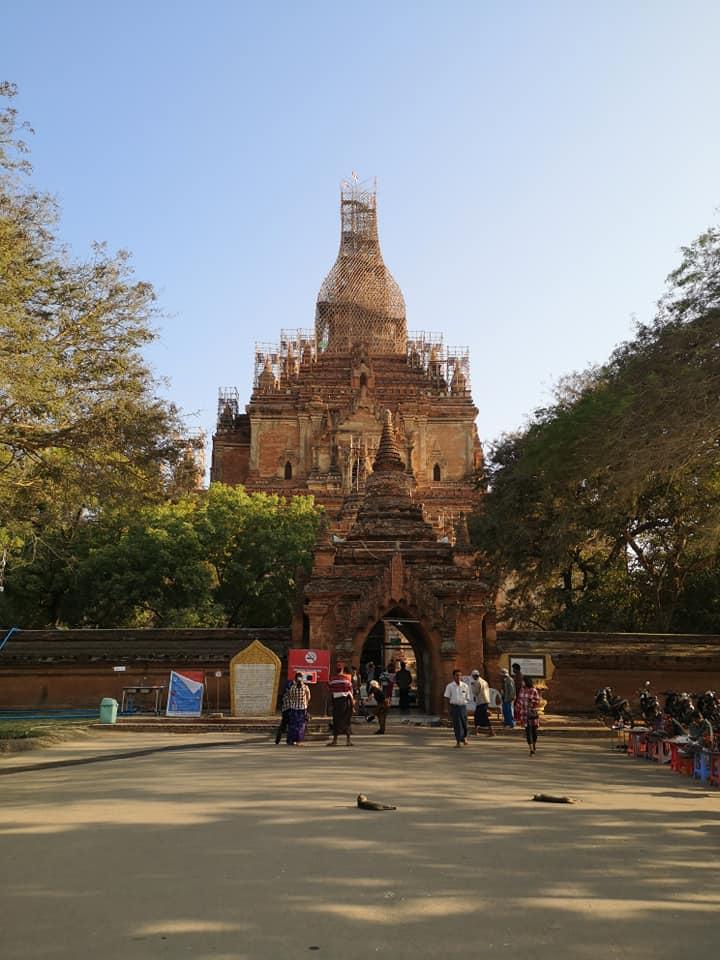 วิหารติโลมินโล (Htilominlo Temple)