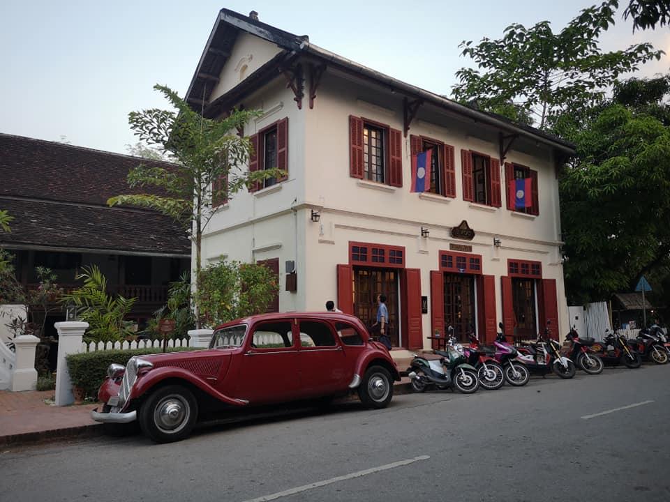 Luangprabang Laos