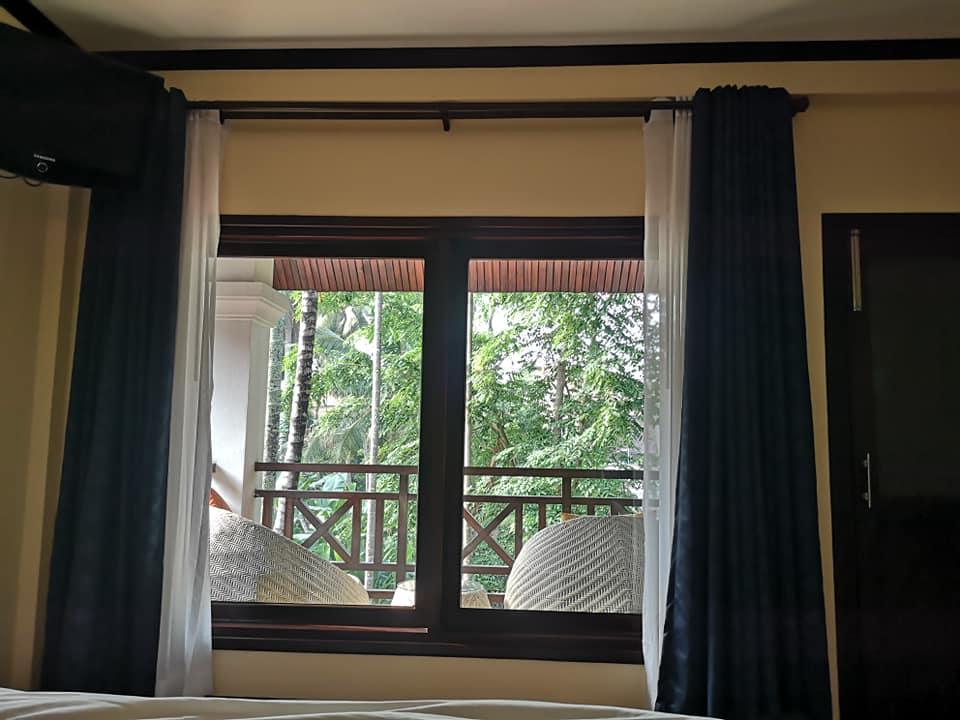 มีหน้าต่างในห้องพัก