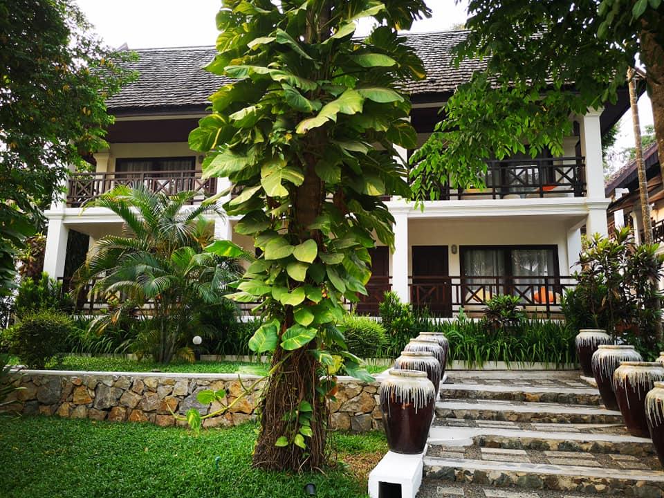 Parasol Blanc Hotel, Luang Prabang