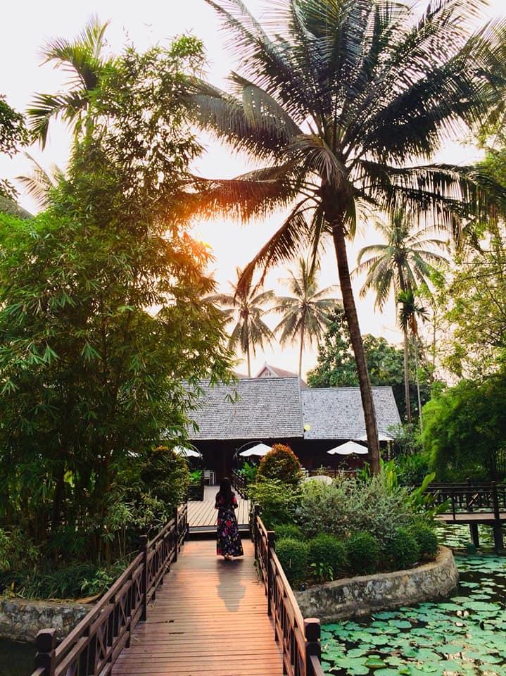 โรงแรม Parasol Blanc Hotel, Luang Prabang