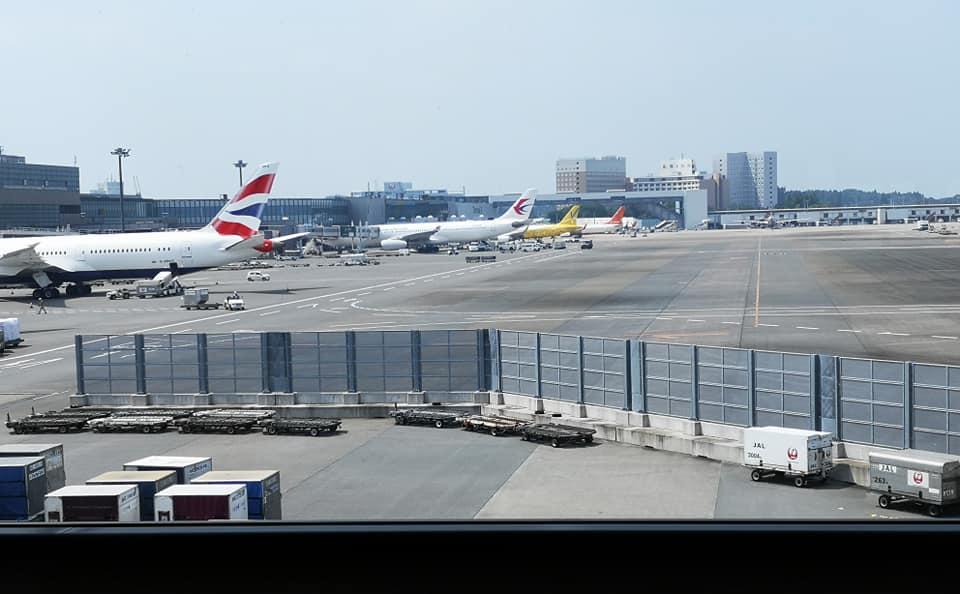 สนามบินนาริตะ ญี่ปุ่น