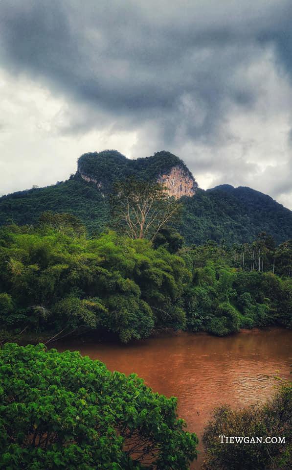 ภูเขารูปหัวใจ