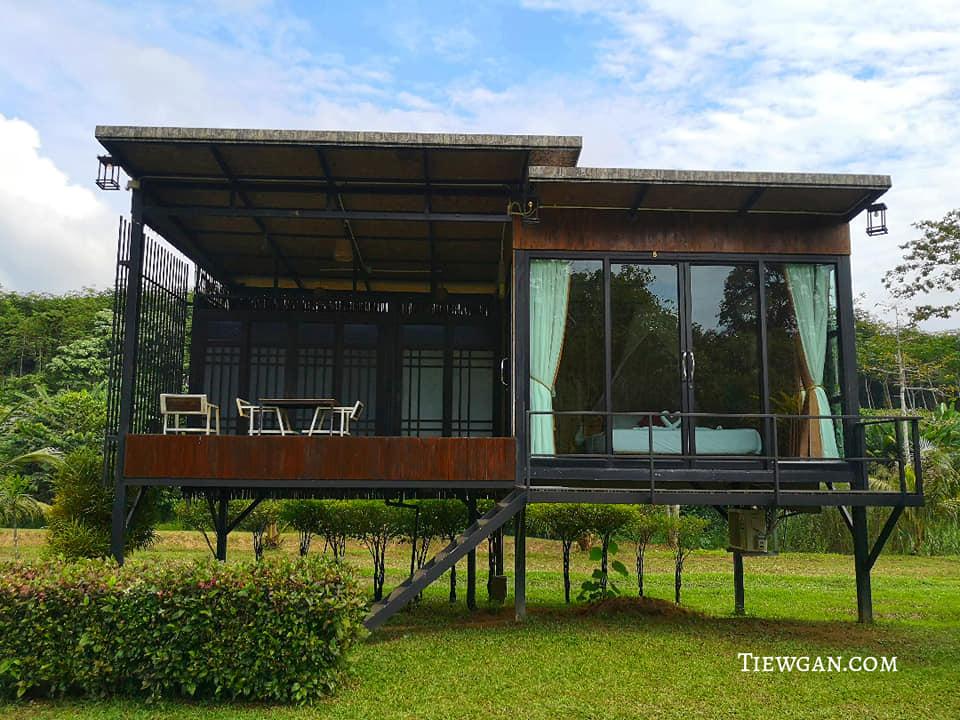 Cheiwlan Camp&Resort ที่พักแบบบ้านเป็นหลัง