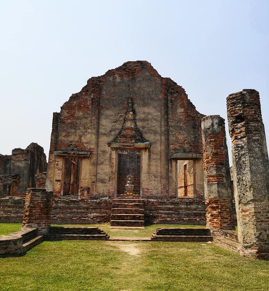 โบราณสถานในเมืองลพบุรี